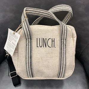 Rae Dunn LUNCH hot and cold insulated new !!